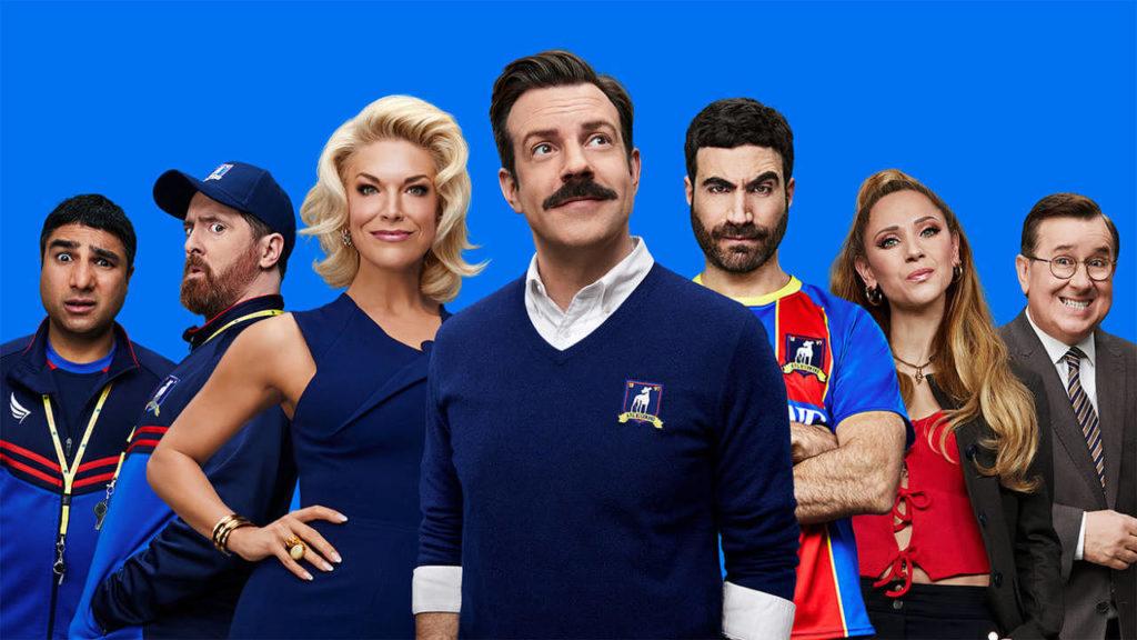 Der Cast von Ted Lasso
